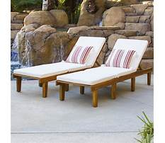 Best Poolside furniture clearance