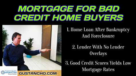 Poor Credit Home Buyer