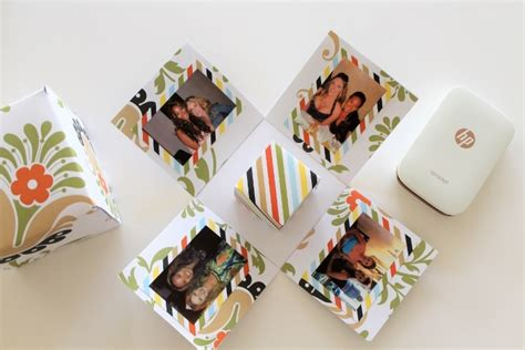 Pop Out Box Diy Gift