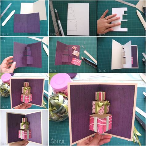 Pop Up Gift Box Diy