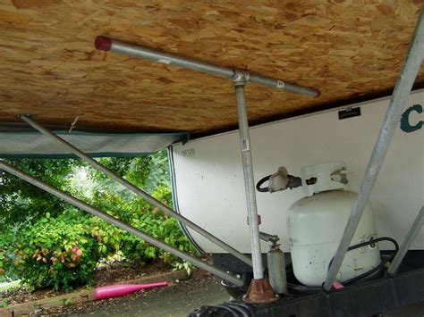 Pop Up Trailer Bunk Bed Diys