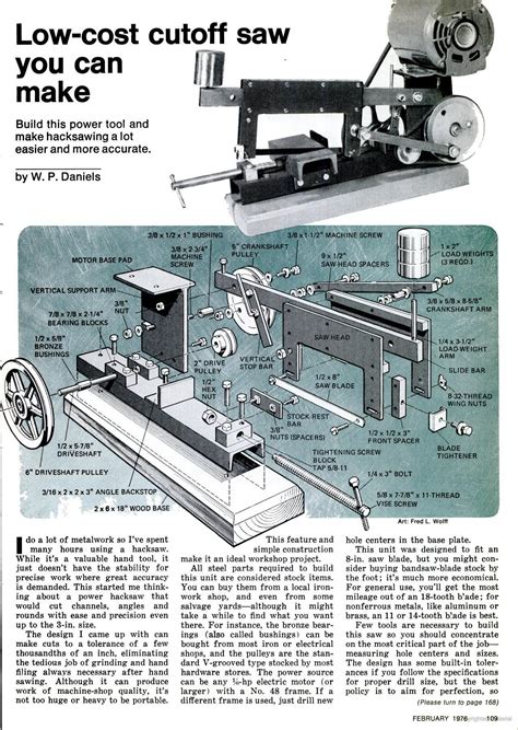 Popular Mechanics Diy Wood Banks