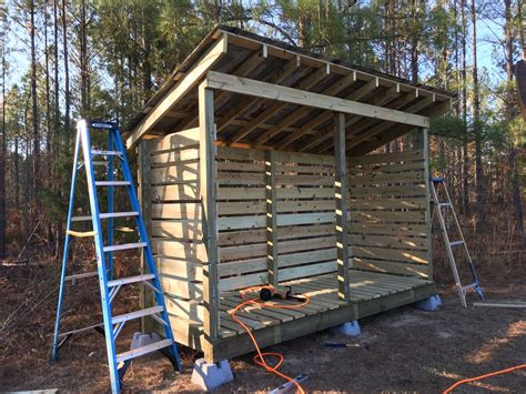 Popular Mechanics Diy Wood Shed