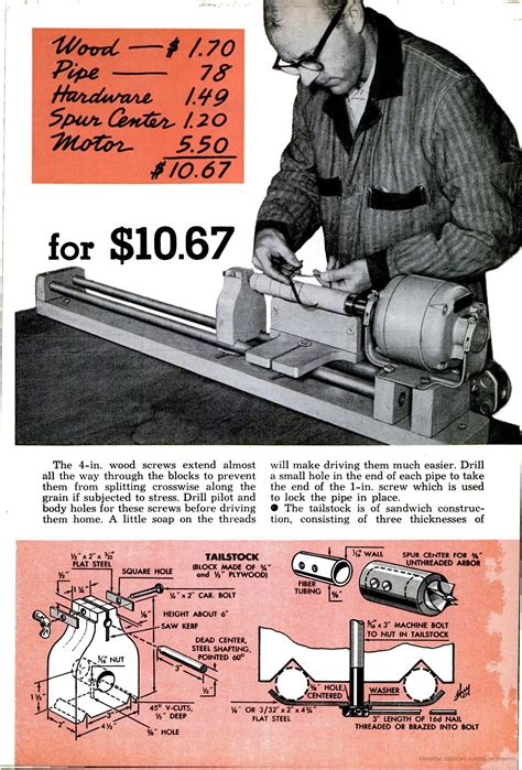 Popular Physics Woodworking Projects