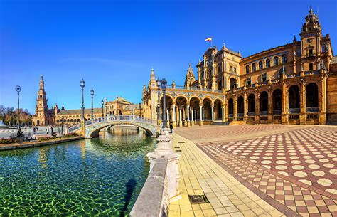Popular Spain Attractions In Large Cities