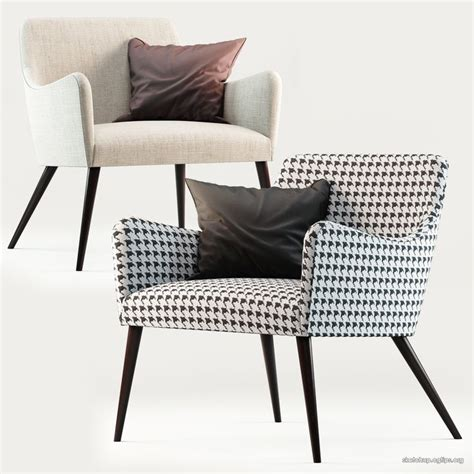 Popular Woodworking Sketchup Models Armchairs