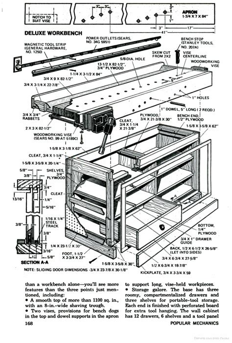 Popular-Mechanics-Wood-Working-Plans