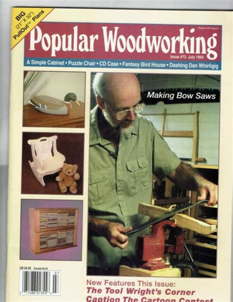 Popular-Woodworking-Back-Issues