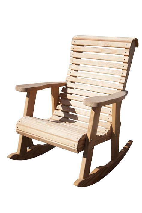 Porch Rocking Chair Plans
