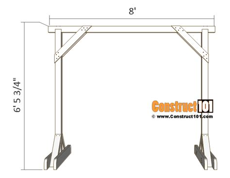 Porch-Swing-And-Stand-Plans