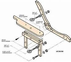 Best Porch swing plans free shopsmith