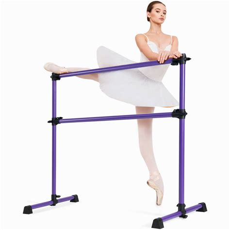 Portable Ballet Barre Wood Dyes
