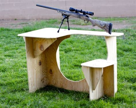 Portable Bench Rest Plans