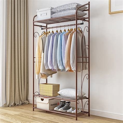 Portable Clothes Rack Plans