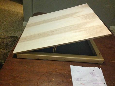 Portable Drafting Table Diy