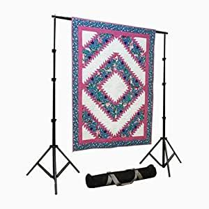 Portable Quilt Display Stands