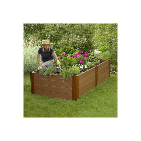 Portable Raised Garden Beds Lowes Near