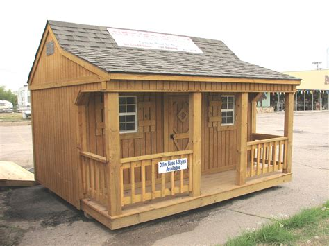 Portable Storage Shed Plans
