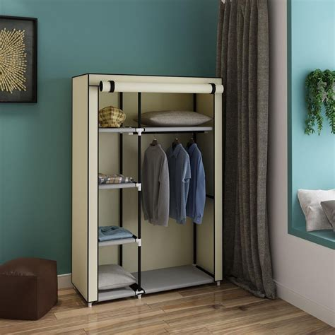 Portable Wardrobe Closet Plans