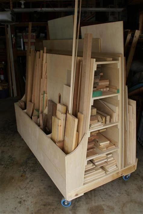 Portable Wood Rack Plans