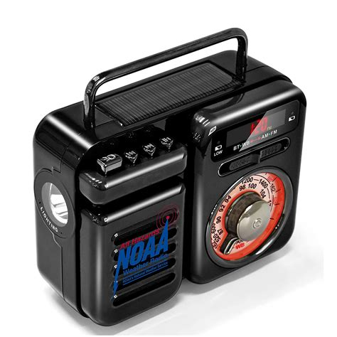 Portable radio with bluetooth Image