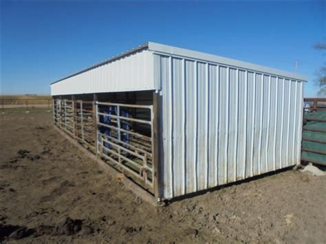 Portable-Calving-Shed-Plans