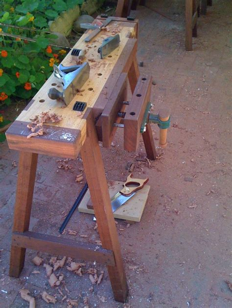 Portable-Wood-Workbench-Plans
