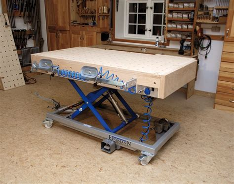 Portable-Woodworking-Assembly-Table