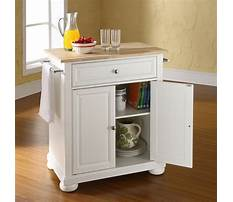 Best Portable islands for kitchen canada