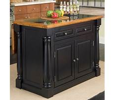 Best Portable kitchen island made with cabinets