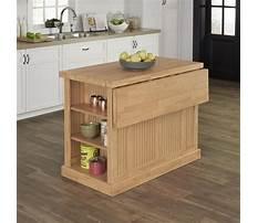 Best Portable kitchen islands maple