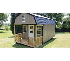 Best Portable shed buildings