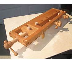 Best Portable workbench pdf plans