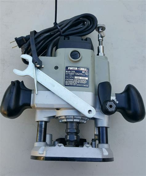 Porter Cable 7529 Plunge Router