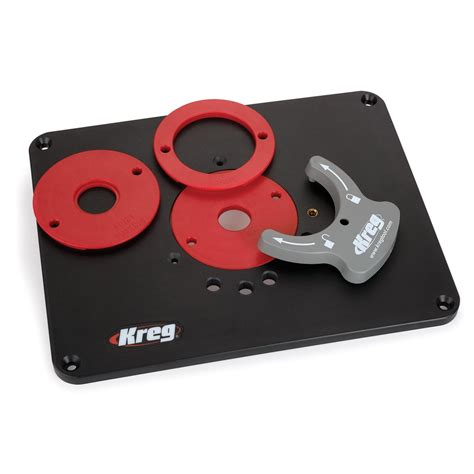 Porter Cable Router Table Plates