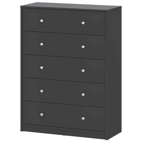 Portland 5 Drawer Chest