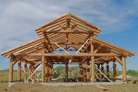 Post-And-Beam-Barn-Plans-Canada
