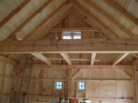Post-Beam-Garage-Plans