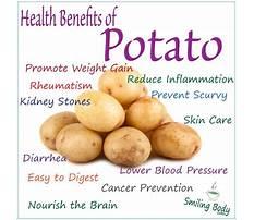 Best Potato diet benefits