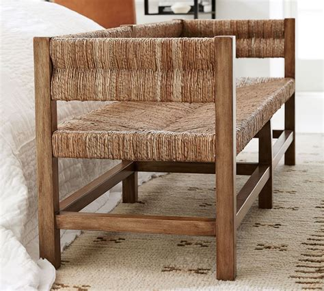 Pottery Barn Bench Plans