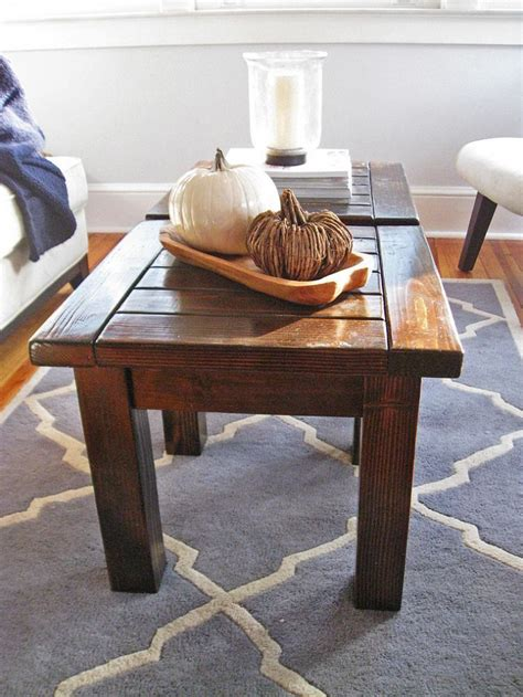 Pottery Barn Coffee Table Diy