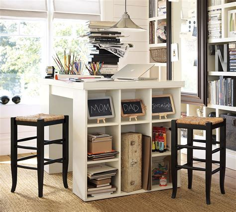 Pottery Barn Craft Table Desk