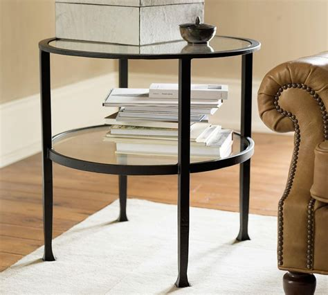 Pottery Barn Side Table Plans