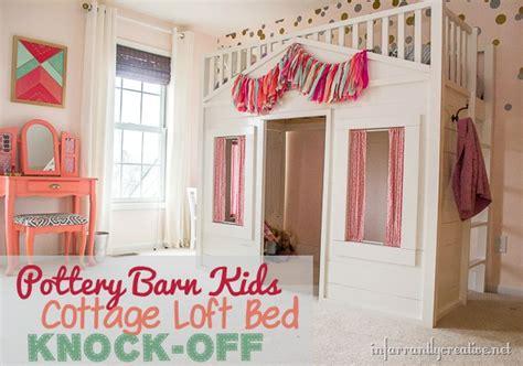 Pottery-Barn-Cottage-Loft-Bed-Plans