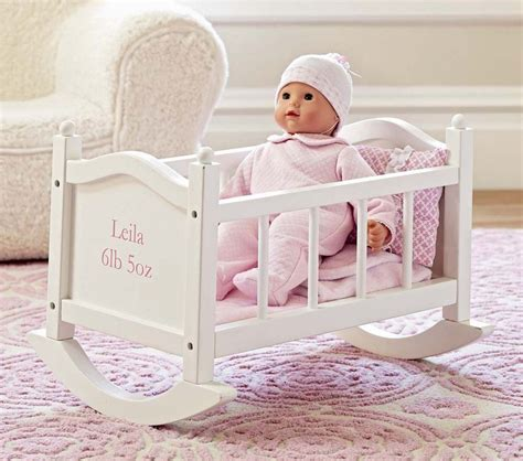 Pottery-Barn-Doll-Cradle-Plans