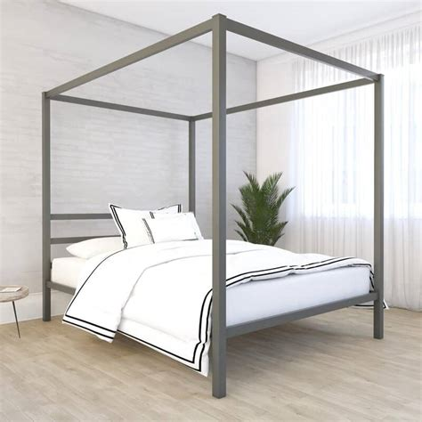 Pottery-Barn-Farmhouse-Bed-Look-Alike