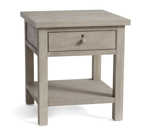 Pottery-Barn-Farmhouse-End-Table