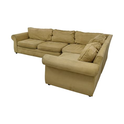 Pottery-Barn-L-Shaped-Couch