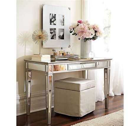 Pottery-Barn-Mirrored-Desk