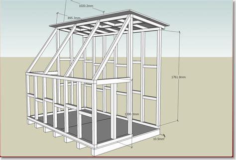 Potting Shed Plans 8x10